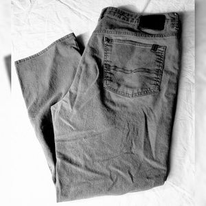 Buffalo David Bitton Mens Pants Size 38x30 Grey